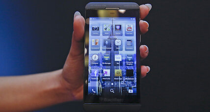 Wanna Z10 phone? It might just save BlackBerry.