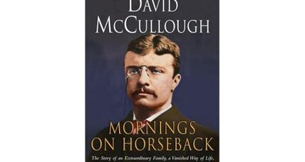 Reader recommendation: Mornings On Horseback