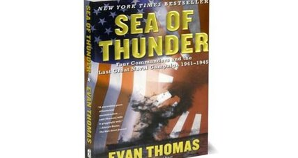 Reader recommendation: Sea of Thunder