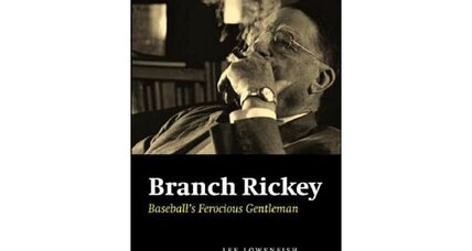 Reader recommendation: Branch Rickey