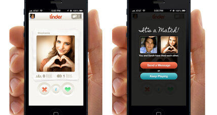 Online dating on the go: Apps shake up traditional dating websites