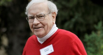 Warren Buffett's bad news: a $24 billion gain