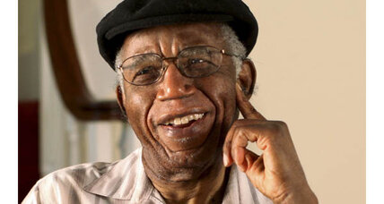 Chinua Achebe is remembered as the 'father of modern African literature'