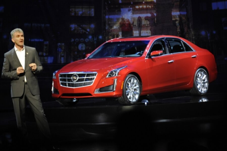 Luxury Vehicle: 2014 Cadillac CTS: A Leap Forward For American Luxury Cars