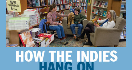 The novel resurgence of independent bookstores
