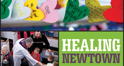 How one church is helping heal Newtown