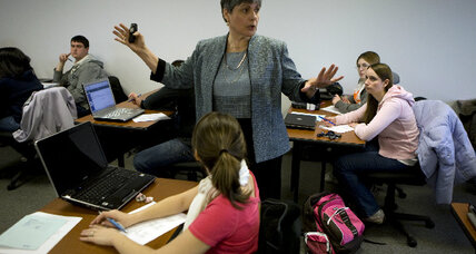 Time to help college professors be better teachers