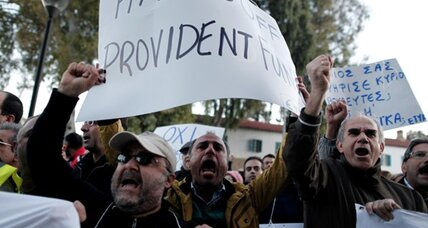 Cyprus: a bank levy after all?