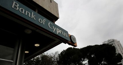 Bank of Cyprus: Big depositors may lose 60 percent