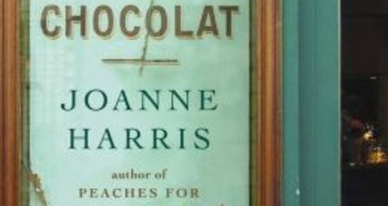 March bookclub selection: Chocolat by Joanne Harris