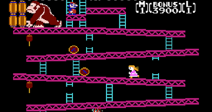 Donkey Kong hack: Dad tweaks game for daughter