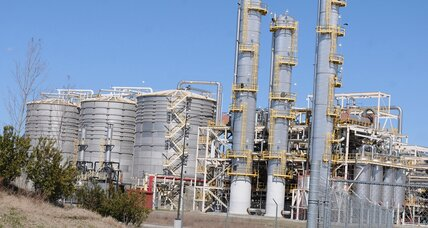 Refiners hit 'blend wall' with ethanol. Now what?