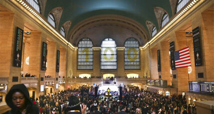 Grand Central and our station in life