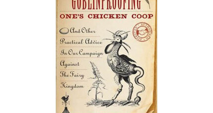 'Goblinproofing One's Chicken Coop' wins strangest title of the year contest