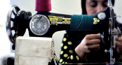 Zardozi helps Afghan women stitch together their own businesses