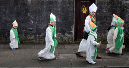 More an immigrant holiday, St. Patrick's Day has come home to Ireland