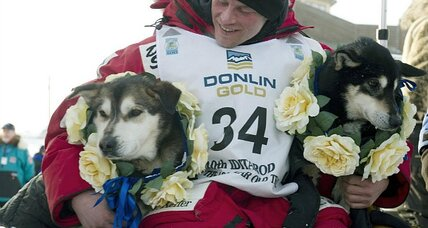 Mushers, dogs line up for Alaska's Iditarod race