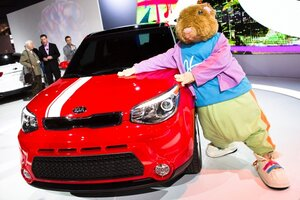Captivating Kia Bares Its 2014 Soul, Offering A Better Ride