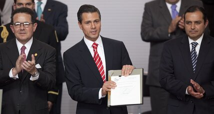 A model to end Washington gridlock: Mexico