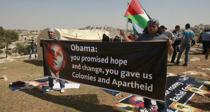 Palestinians see Obama visit as reminder of broken promises