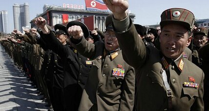 US pushes back against North Korean war rhetoric