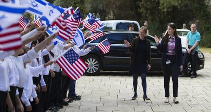 In Obama trip to Israel, clues of US redirection