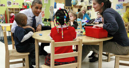 Beyond the sequester: The merits – and flaws – of Obama's preschool plan