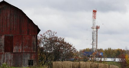 Energy firms, environmentalists agree on 'fracking' standards