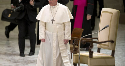 In interviews, new Pope Francis confirms commitment to poor