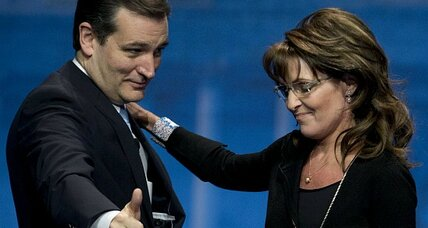 'Mama Grizzly' Sarah Palin dishes red meat to CPAC conservative activists (+video)