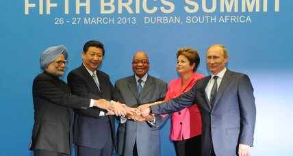 Why a BRICS 'world bank' may be welcome