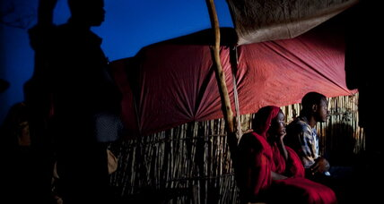 For refugees in South Sudan, a transit camp becomes a long-term home