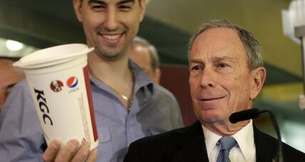 Sugary-drink bans and other fads: When pols try to nudge good behavior