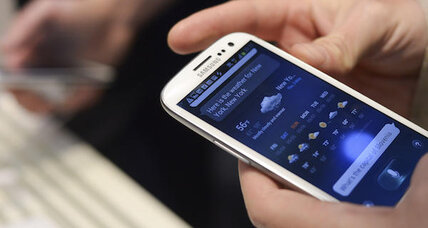 Will the Samsung Galaxy S4 get a 'floating touch display'?