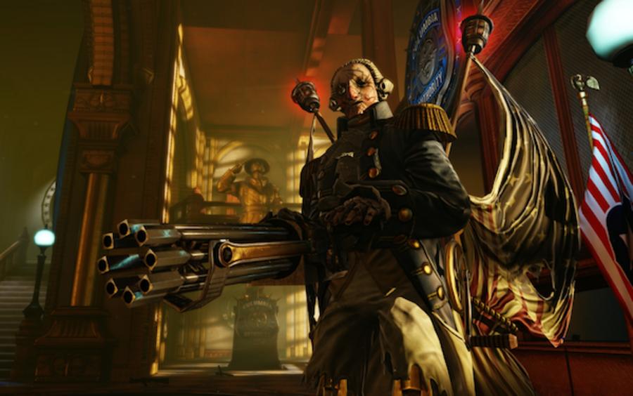 Bioshock Infinite Review Roundup Csmonitor Com