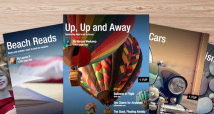 Flipboard launches personalized, shareable magazine feature