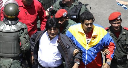 Why Chávez-style governance runs against history