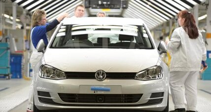 Volkswagen says the Golf R will hit roads in 2015