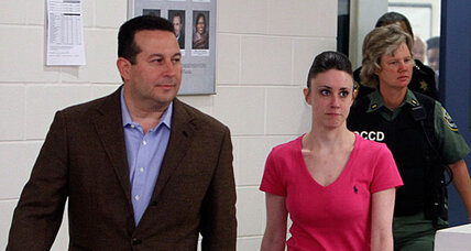 Casey Anthony bankruptcy: How much does she owe?