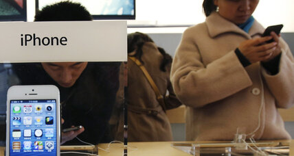 China takes aim at Apple. Why?