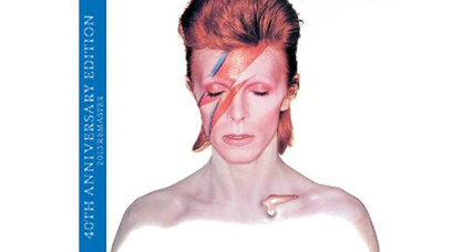 David Bowie: As a new album arrives, a celebration of the 40th anniversary of 'Aladdin Sane'