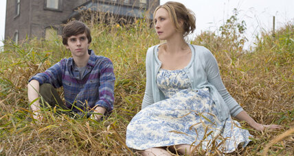 'Bates Motel' star Vera Farmiga discusses her role as one of cinema's most famous mothers