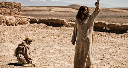 The Bible miniseries: Mark Burnett tackles Bible 'illiteracy'