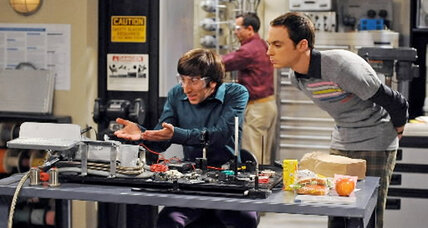Bob Newhart on 'Big Bang Theory': The actor will guest star in May