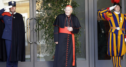 Cardinals hold first pre-conclave meeting in Rome amid scandal