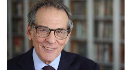 Catching up with award-winning LBJ biographer Robert Caro