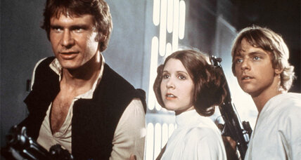 Carrie Fisher says she'll return for a new 'Star Wars' movie