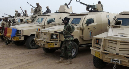 In Mali fight, Chad proves a powerful partner for France