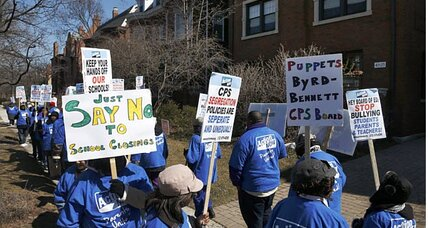 Chicago's proposed school closings called unfair to city's poorest students