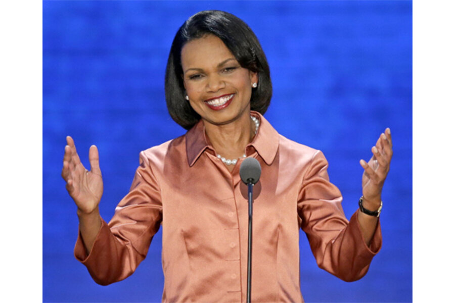 condoleezza rice plans new book is it a condoleezza rice plans new book is it a prelude to a